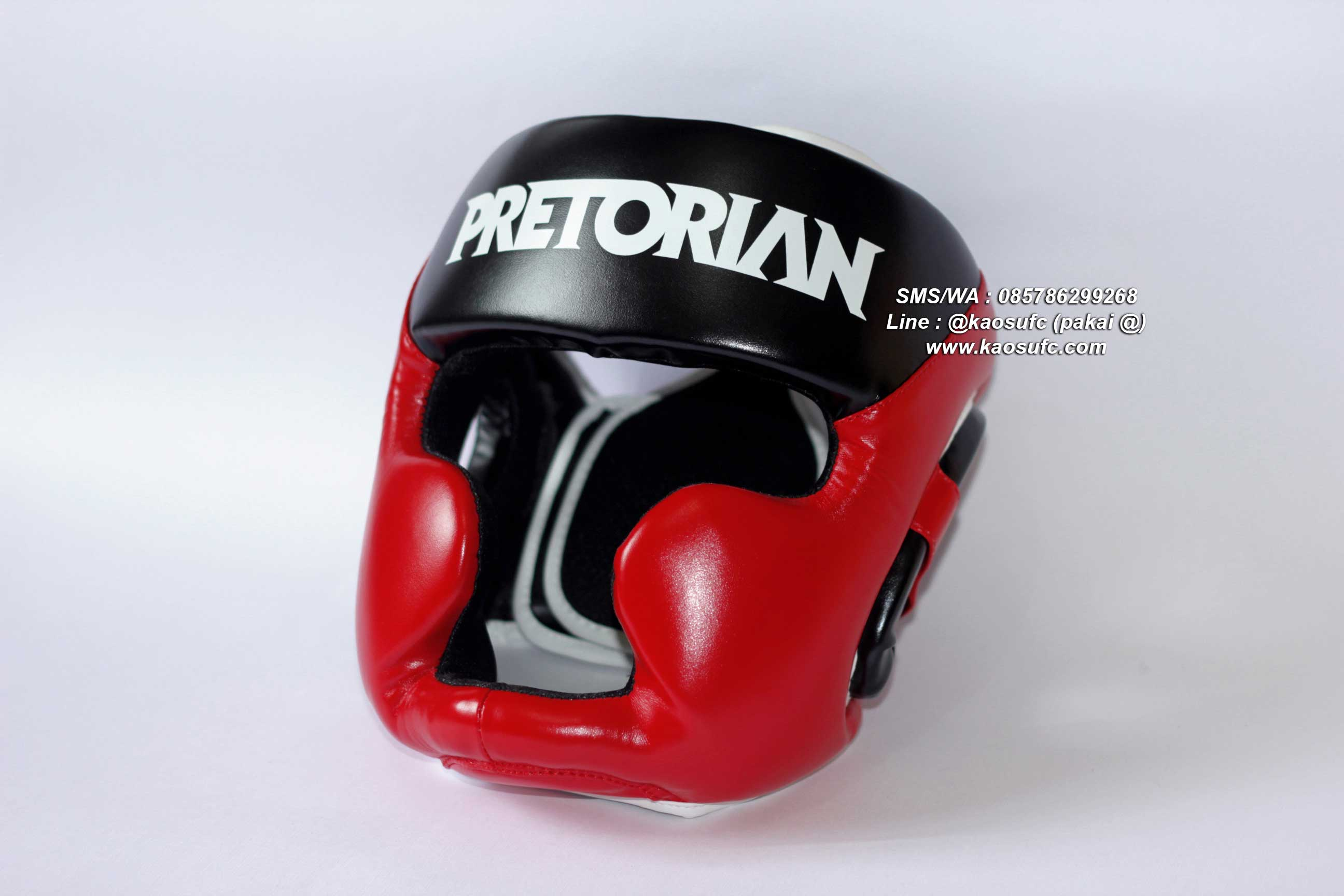 head guard mma