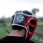 Jual Head Guard Muay Thai Pretorian Hard Sport