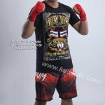 Kaos Muay Thai Thailand Hanzo Elite Fight Gear