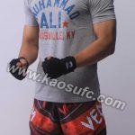 Kaos Muhammad Ali Hanzo Fight Gear