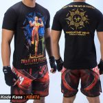 Jual Kaos Muaythai Hanzo Fight Gear