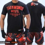 Kaos Taekwondo Jogja Hanzo Fight Gear