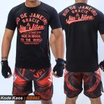 Kaos Jiujitsu Hanzo Fight Gear