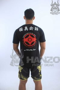 Kaos Kyokushinkai Hanzo Fight Gear